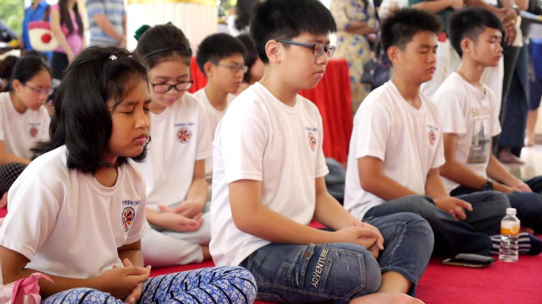 Dhamma Classes (English)
